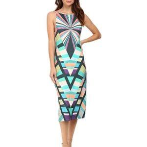 Mara Hoffman Women's Prism V Back Dress